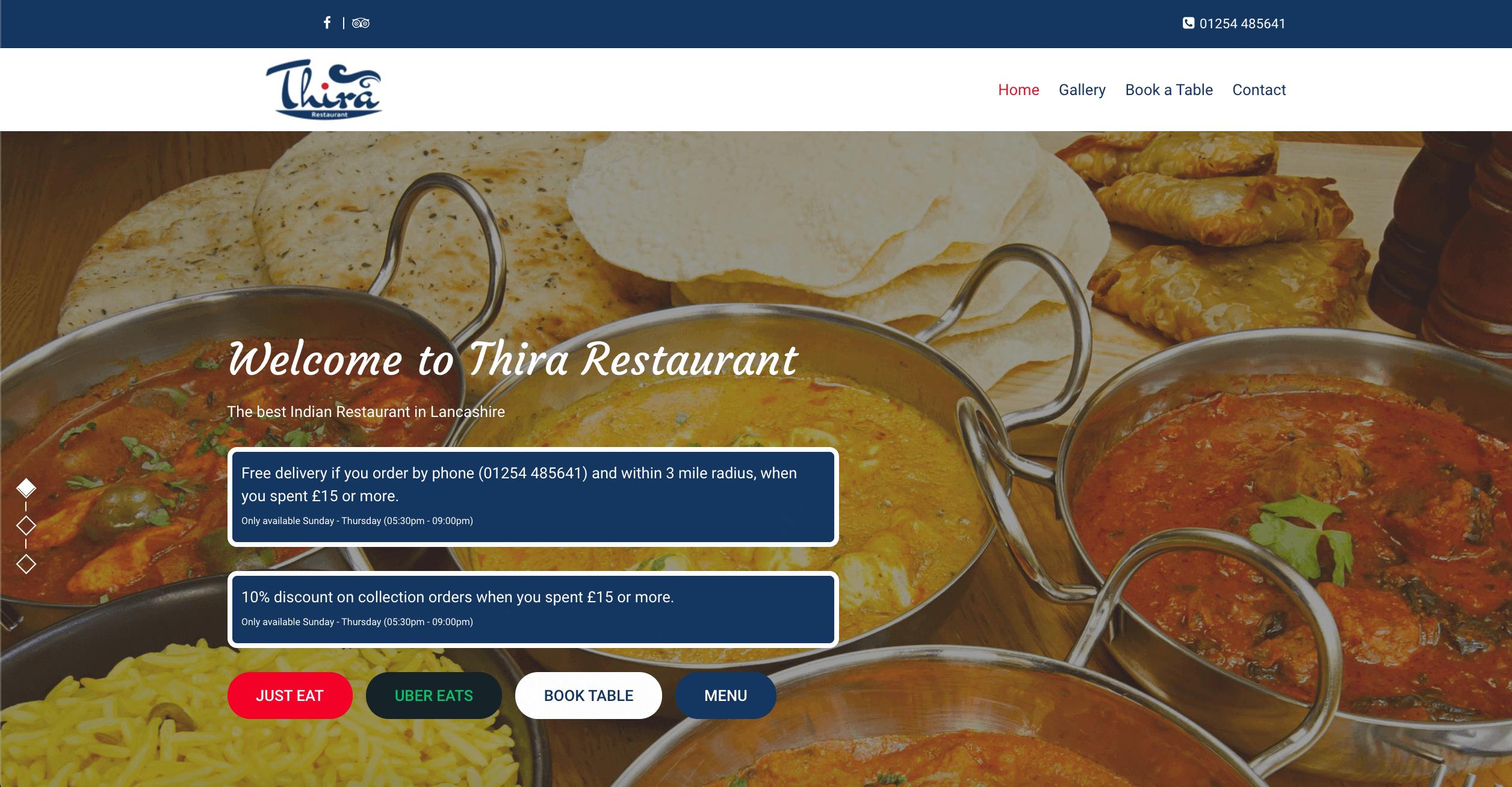 Thira Restaurant